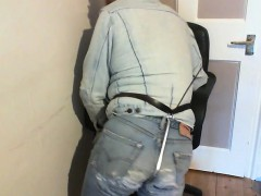 Trousers Anal Land Humping