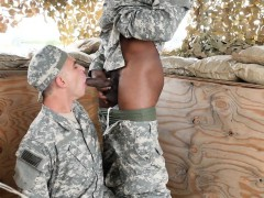 Military Hunks Cocksucking And Assdrilling