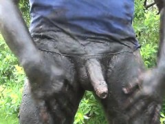 My White Black Cock