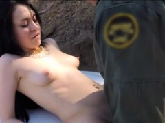 Russian Amateur Gets Banged By Bp Agent