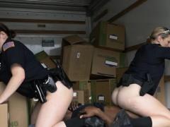 female-officers-double-team-black-guy