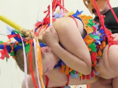 Hot Cutie Is Brought In Butt Hole Asylum For Uninhibited The