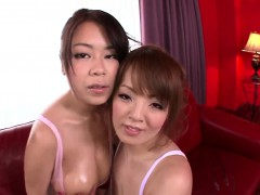 Industry's Largest Ultra milk Co star Hitomi J And L