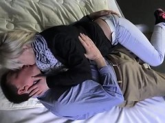 Tattooed Shemale Blonde And Blowjob Anal A Very Thorough One
