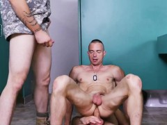 Gay Military Glory Hole Video Good Anal Training