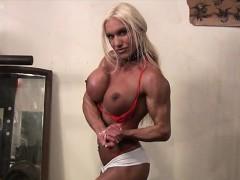Muscular Porn Star Ashlee Chambers