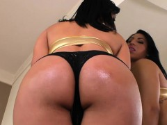 Hot Shemale Geovanna Oliveira Fucked Her Man In His Ass