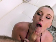 Big Ass Babe Anal Fucks in reverse cowChick