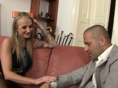 russian-glam-babe-pussy-licked-then-facialed