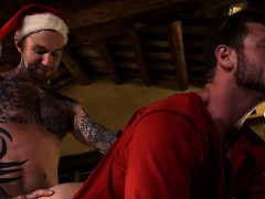 tattoo-boy-rimming-and-cumshot