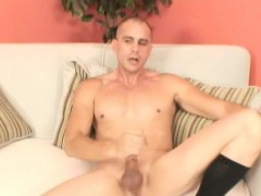 Don Michaels Jerking Off And Cumming