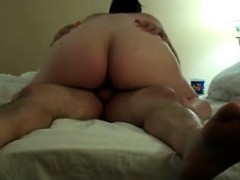 Cute Bbw Suck, Fucks And Gets Her Tits Creamed