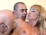 This amazing milf loves to be woken up and given a cock