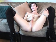 casting-tranny-wanking-her-cock-slowly