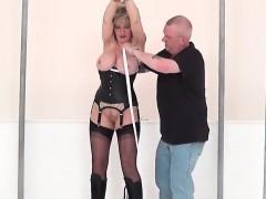 Unfaithful British Milf Lady Sonia Flashes Her Monster Natur