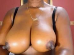 Nasty And Black Horny Girl Has A Beautiful Cuban Big Ass