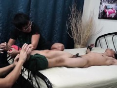 Twink Asian Boy Felix Tied And Tickled