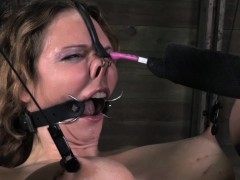 bigtitted tattooed sub whipped by maledom xxx.harem.pt