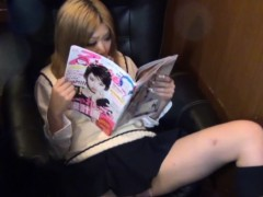 Japanese Ho Pees Herself