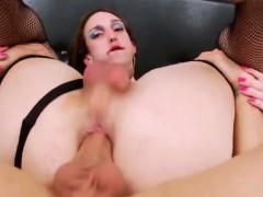 Ts Cintia Simoes Gets Her Ass Drilled