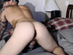 hot-gay-with-anal-plug-fuck-silicone-masturbator-toy