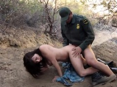 Cop Fucks Mom And Compeer's Daughter Mexican Border