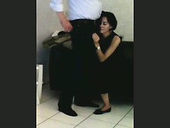 French Milf Blowjob