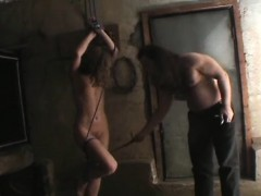 Snatch Torture Session For A Dirty Slut Who Loves It Rough