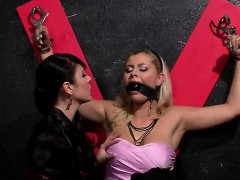 stud-gets-walked-around-on-a-chain-in-some-sexy-femdom-act