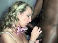 German Step mom Fuck Black Boy On Privat Party
