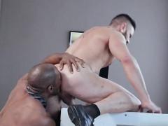 Big Dick Gay Anal Sex And Facial