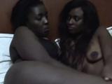 Amazing ebony babes with perfect asses have soaking wet