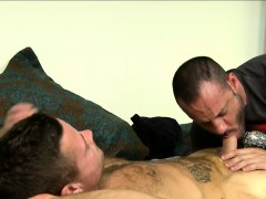 Buddy Mason And His Lover Joey Doves Go Crazy In Bed