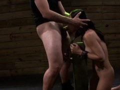 Mature Chick Gets Her Stretched Snatch Penetrated Bdsm Style