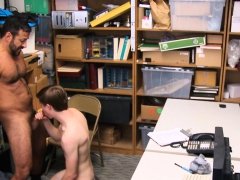 Twink Teen Thief Sucks