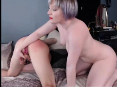 Spank Shemale's Pink Buts Live At Cruisingcams Com