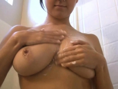 hot-girl-with-busty-body-taking-a-shower