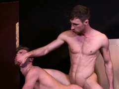 throated-submissive-hunk-spreads-ass-for-cock