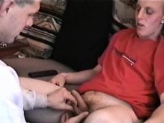 Servicing Straight Boy Davey