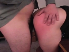 BBW Mommy Gets Punished With Cock