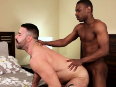 Men.com - River Wilson and Teddy Torres - The