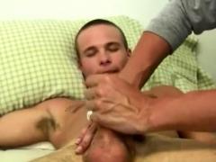 The Boy Kiss A Hot Gay Boys Mr. Hand Has Some Joy