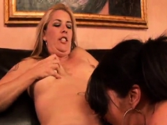 Strapon Fun With Joclyn Stone And Alyssa Dior