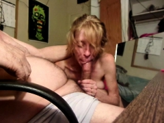 Amateur Wife Bisex And Handjob Blowjob Cum