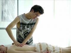 Raweuro Raw Bareback Pounding With Massage Loving Twinks