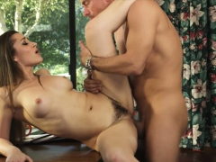 Quickie afternoon fuck before her husband goes to work