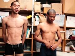Shoplifting Ebony Teens