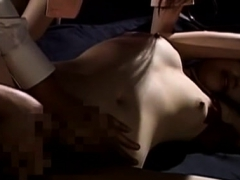 Angel Gets Large Tits Licked