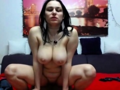 Stunning Babe with Nice Tits Fucked Hard
