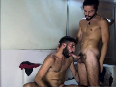 Latino Guys Barefoot And Male Cum Movie Gay These Two